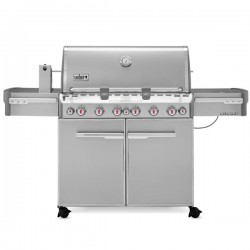 Barbecue a gas Weber Summit S-670 GBS Inox