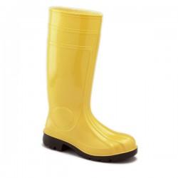 Stivali sicurezza ginocchio giallo - Tg 43