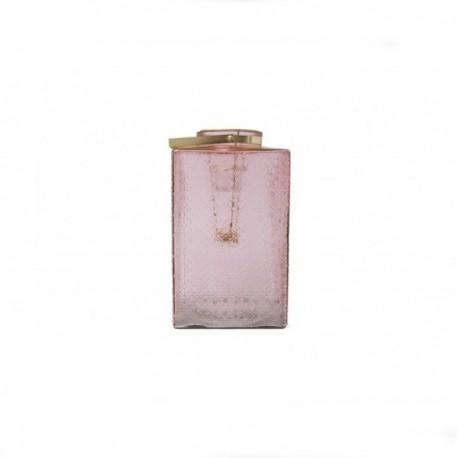 Bruciatore Scentchips - Glass Square Pink