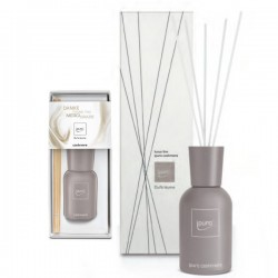 [ESCUSIVA NATALE] Diffusore di profumo con bastoncini Luxus Line 240ml + 50ml - Cashmere
