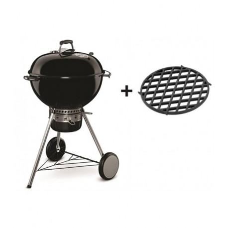 Barbecue a carbone Weber [Special Edition 2018] Master-Touch GBS ø57 cm + Griglia di rosolatura GBS