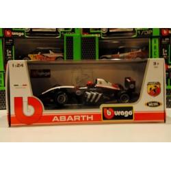 Modellino auto mod  Formula  Abarth  in scala 1/24