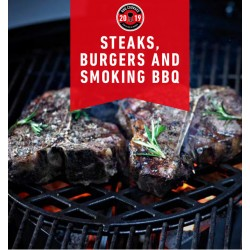 Corso by Weber Steak, Burgers and Smoking BBQ - 01/06