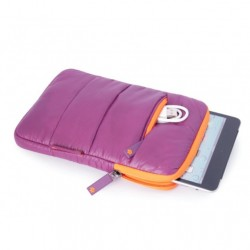 Custodia protettiva per iPad mini, tablet 7'' viola arancione