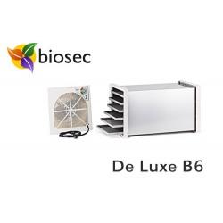 Essicatore  Biosec B6 composta da tunnel (cm 45 ) , 6 cestelli , termoventilatore con termostato.
