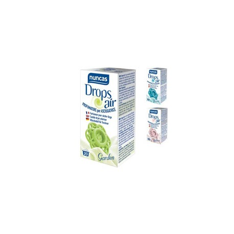 Profumatore asciugatrice Drop Air Nuncas - Wellness