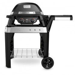 Barbecue elettrico Weber Pulse 2000 con carrello