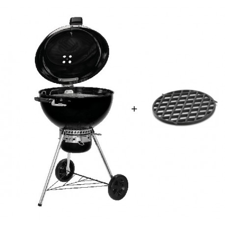 Barbecue a carbone Weber Master-Touch Premium E-5775 GBS ø57 cm
