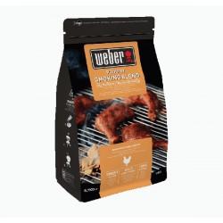 Miscela chips Weber per carne di pollame