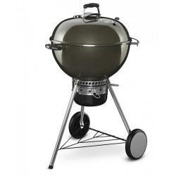 Barbecue a carbone Weber Master-Touch Ø57 cm GBS Smoke Grey