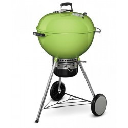 Barbecue a carbone Weber Master-Touch Ø57 cm GBS Spring Green