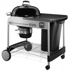 Barbecue a carbone Weber Performer Premium GBS Ø57 cm Black