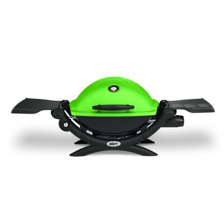 Barbecue a gas Weber Q 1200 Green