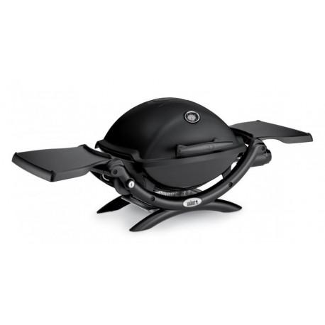 Barbecue a gas Weber Q1200 Black (con attacco per cartuccia)