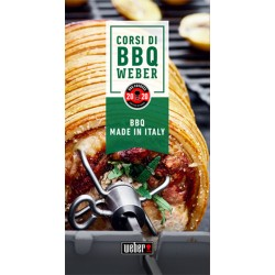 Corso by Weber BBQ Made in Italy - 13/08/20