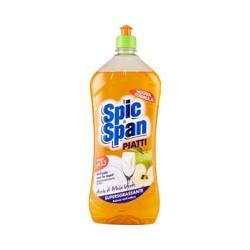 Detersivo piatti Spic&Span - Lime e Fiori d'arancio