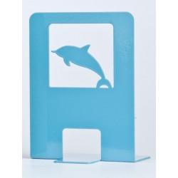 Fermalibro CUPIDO  mod. delfino col. celeste