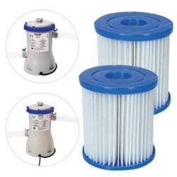 Filtro per pompe piscina da lt.2000/3000