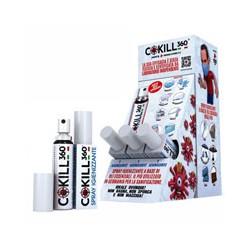 Spray Igienizzante multiuso portatile 30 ml