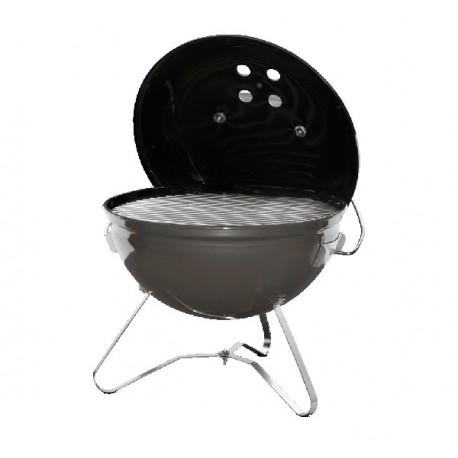 Barbecue a carbone Weber Smokey Joe Premium Ø37cm Smoke