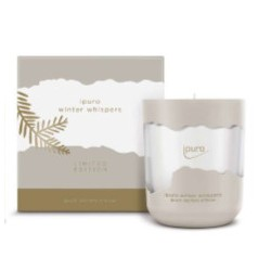 Candela profumata Limited Edition ipuro 270 gr - Winter Whispers