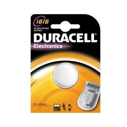 Batteria Duracell a bottone DL1616
