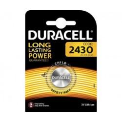 Batteria Duracell a bottone DL2430