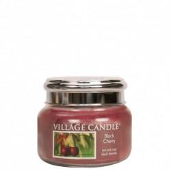 Candela in giara di vetro Village Candle - Black Cherry S