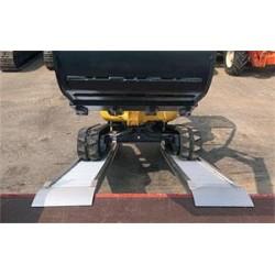 Coppia di rampe di carico M100/30 3000x360x23