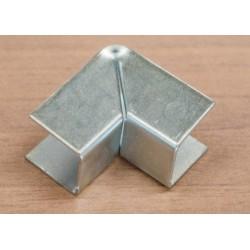 Copriangolo zincato 12mm