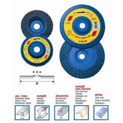 Disco lamellare zirconio 115x22 mm GR40