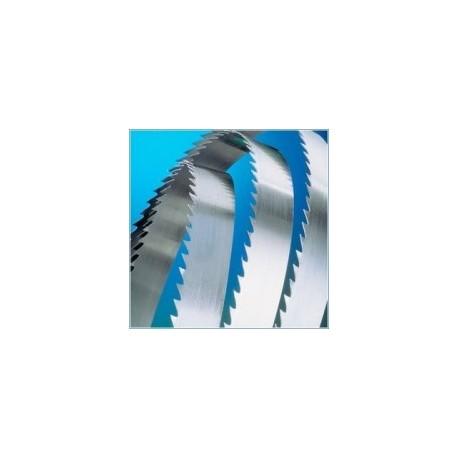 Lame ad anello Bimetal M42 Cobalt per troncatrice a nastro sviluppo 2950x27x0,9 mm Z 5/8