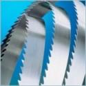 Lame ad anello Bimetal M42 Cobalt per troncatrice a nastro sviluppo 3660x27x0,9 mm Z 5/8