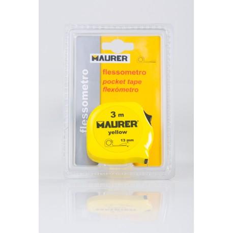 Metro Maurer yellow mt.3  mm.13