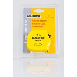 Metro Maurer yellow mt.5  mm.19