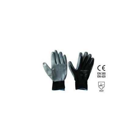 Guanto Glovex taglia 8 nero