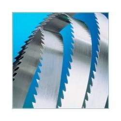 Lame ad anello Bimetal M42 Cobalt per troncatrice a nastro sviluppo 2450x27x0,9 mm Z 5/8