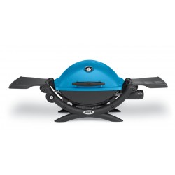 Barbecue a gas Weber Q1200 Blue