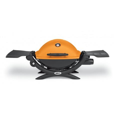 Barbecue a gas Weber Q1200 Orange