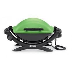 Barbecue elettrico Weber Q1400 Green