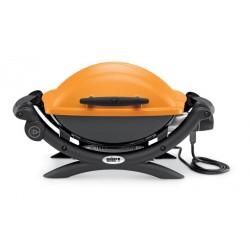 Barbecue elettrico Weber Q1400 Orange