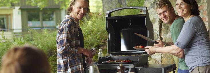 Weber Barbecue a gas