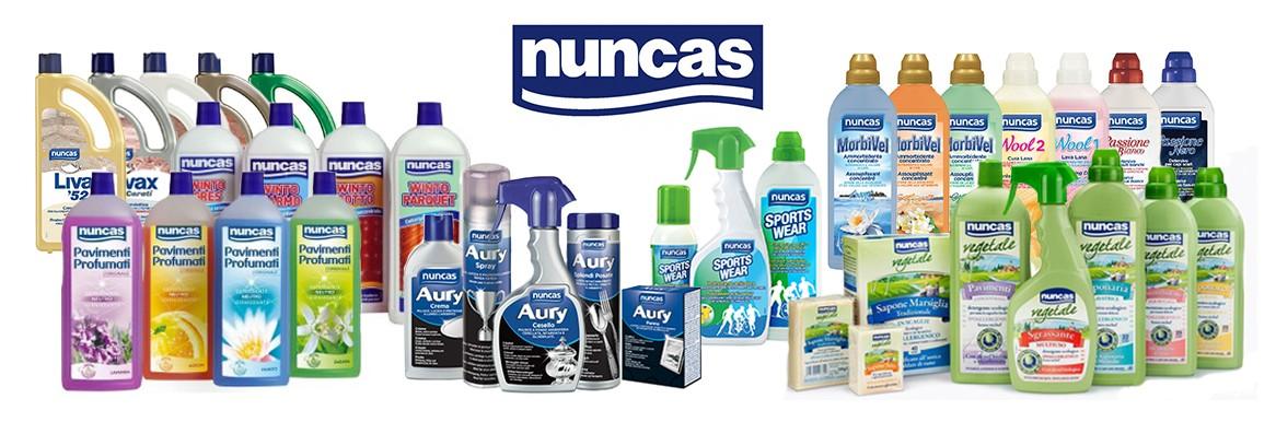 Tutti i prodotti Nuncas