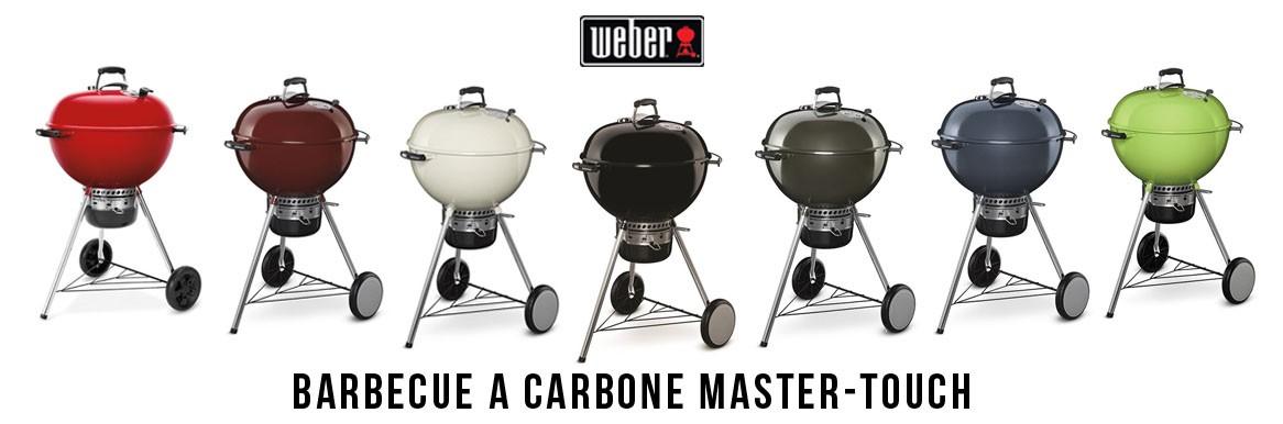 Il barbecue a carbone per eccellenza.